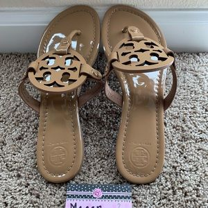 Tory Burch Sand Patent Millers